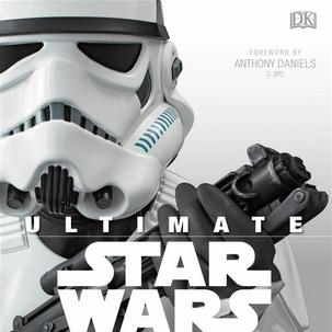 Livro Ultimate Star Wars já disponível nos Estados Unidos