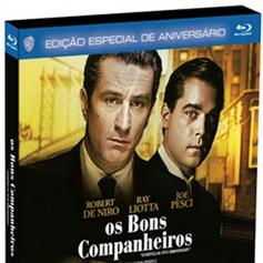 VALENDO! Edição comemorativa de Os Bons Companheiros em Blu-ray no Brasil
