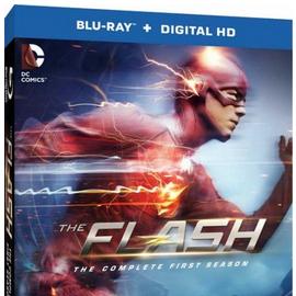 Pré-venda da primeira temporada de THE FLASH em Blu-ray nos EUA