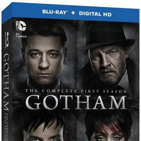 Anunciada a primeira temporada de Gotham em Blu-ray nos EUA