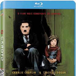 O GAROTO de Charlie Chaplin em Blu-ray no Brasil!