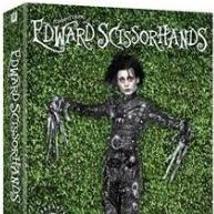 Edição comemorativa de Edward Mãos de Tesoura para outubro nos EUA