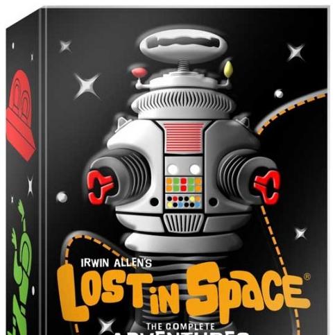 Divulgadas informações sobre Perdidos No Espaço em Blu-ray nos EUA