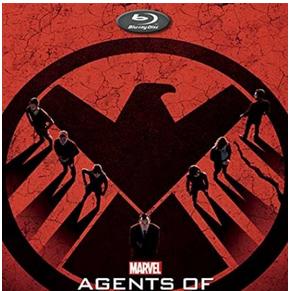 Temporadas de Agents of S.H.I.E.L.D. e Agent Carter em Blu-ray nos EUA