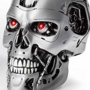O Exterminador do Futuro: Gênesis em Blu-ray e com crânio do T-800 na França
