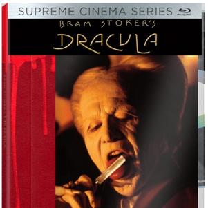 Nova edição de Drácula de Bram Stoker em Blu-ray nos EUA
