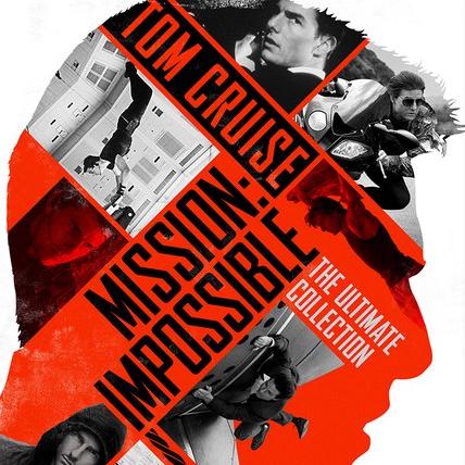 Coleção Missão: Impossível em STEELBOOK no Reino Unido!
