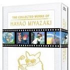 Pré-venda de coleção Hayao Miyazaki em Blu-ray nos EUA