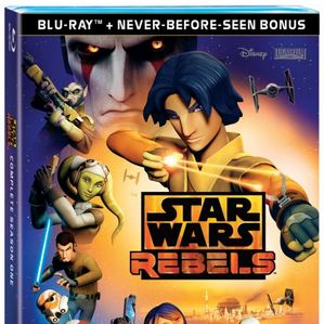 Dose Diária de Inveja | Star Wars: Rebels [Blu-ray - EUA] - #BoicoteDisneyBR