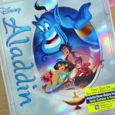 Vídeo mostra a edição de Aladdin nos Estados Unidos - #BoicoteDisneyBR