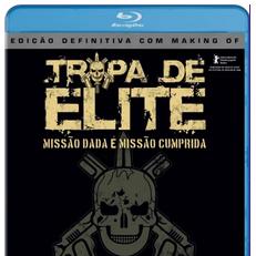 """""""Edição Definitiva"""" de Tropa de Elite em Blu-ray no Brasil"""