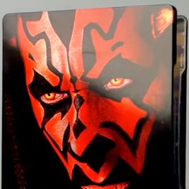Vídeo mostra detalhes dos SteelBooks de Star Wars!