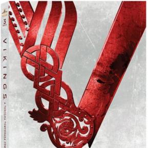Vikings em pré-venda no Brasil para dezembro com artes LINDONAS!