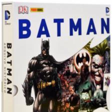 LIVRO I Arquivo Histórico Batman pela Panini!