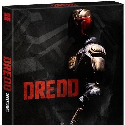 Dose Diária de Inveja | Dredd [SteelBook - Coreia do Sul]