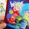 VÍDEO   Livro e Blu-ray lenticular ULTIMATE de Divertida Mente!