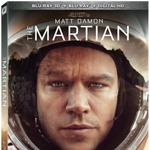 Blu-ray de Perdido em Marte com PT-BR nos EUA