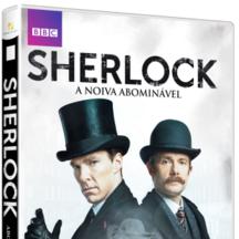 Pré-venda de Sherlock: A Noiva Abominável apenas em DVD no Brasil