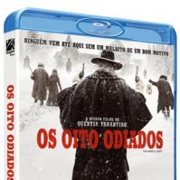 Pré-venda de Os Oito Odiados em DVD e Blu-ray no Brasil
