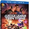 Animação Liga da Justiça vs. Novos Titãs em Blu-ray nos EUA