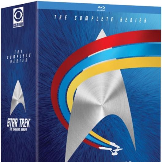 Mega Packs de Jornada nas Estrelas em Blu-ray nos EUA para junho