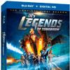 Primeira temporada de Legends of Tomorrow em Blu-ray