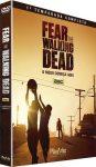 Primeira temporada de Fear The Walking Dead em Blu-ray no Brasil