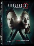 Décima temporada de Arquivo X em Blu-ray e DVD no Brasil