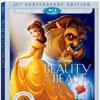 Edição comemorativa de A Bela e a Fera em Blu-ray nos EUA para setembro