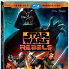 Segunda temporada de Star Wars: Rebels em Blu-ray nos EUA