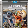 Blu-ray de ZOOTOPIA com PT-BR na Coreia do Sul