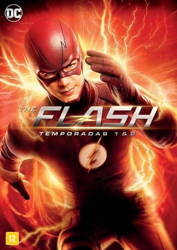 Coleção The Flash 1-2_Box DVD.indd