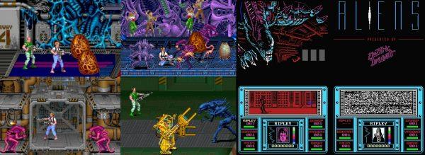Quem não jogou Aliens nos fliperamas e no MSX boa pessoa não é...