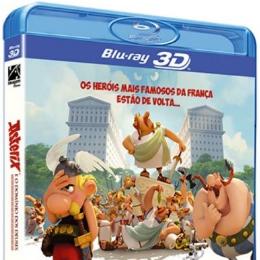 As edições de Asterix e o Domínio Dos Deuses em pré-venda no Brasil