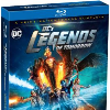 Legends of Tomorrow em Blu-ray e DVD no Brasil