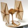 Conheça a coleção IncrediBuilds de modelos 3D de madeira