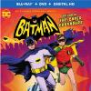 Animação Batman: Return of the Caped Crusaders em Blu-ray