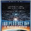 As edições de Independence Day: O Ressurgimento em pré-venda no Brasil