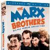 Coleção de filmes com os Irmãos Marx em Blu-ray nos EUA