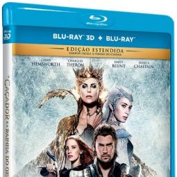 As edições de O Caçador e a Rainha do Gelo em pré-venda no Brasil