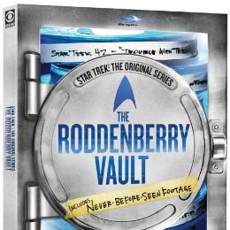 Pré-venda de Star Trek: The Roddenberry Vault em Blu-ray nos EUA