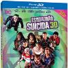 Blu-ray e DVD de ESQUADRÃO SUICIDA já em pré-venda no Brasil