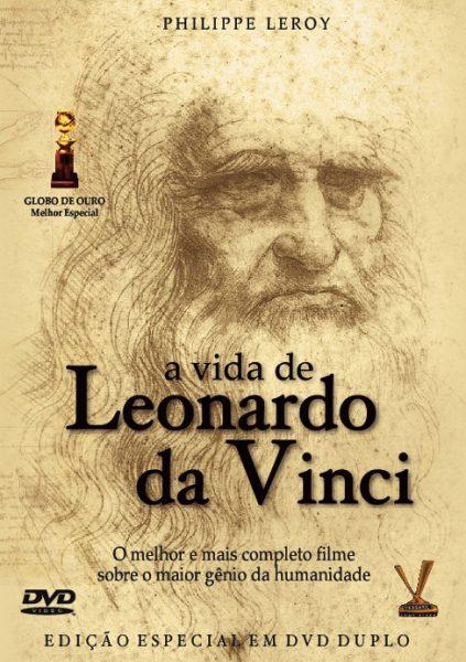 A Vida de Leonardo Da Vinci - Cópia - Cópia