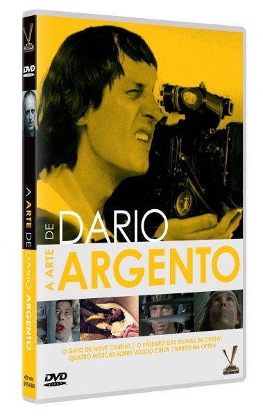 a arte de dario argento - 3d
