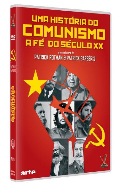 uma historia do comunismo - 3d