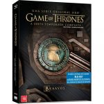 #DICA | SteelBooks de Game of Thrones já com desconto E MAIS!