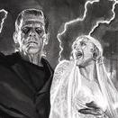 SteelBooks dos Monstros da Universal com artes de ALEX ROSS!