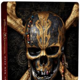 TÁ LÁ! SteelBooks de Piratas do Caribe 5 e Carros 3 já em pré-venda!