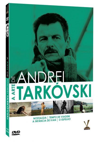 A Arte de Andrei Tarkovski 3D