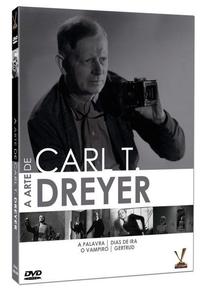 A Arte de Carl Dreyer 3D